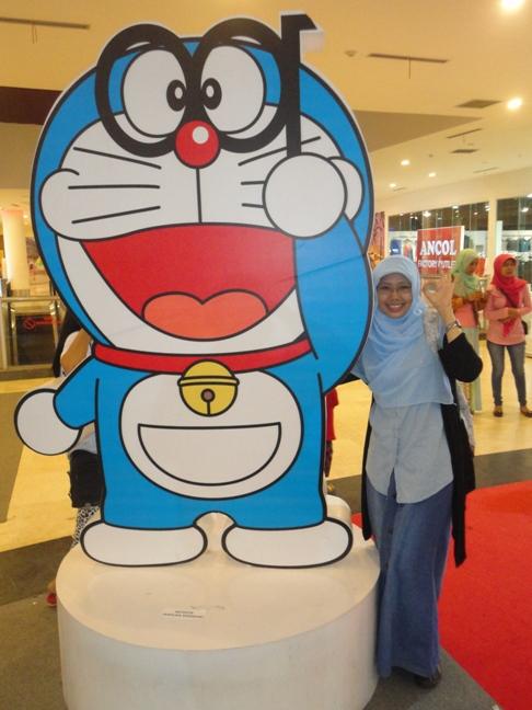 Yeay Doraemon