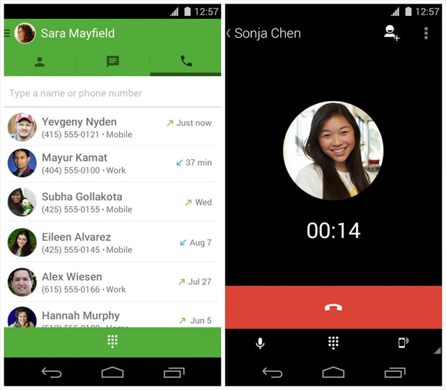 Google-Hangout-Free-calling-app-from-Google-screen-shot-1