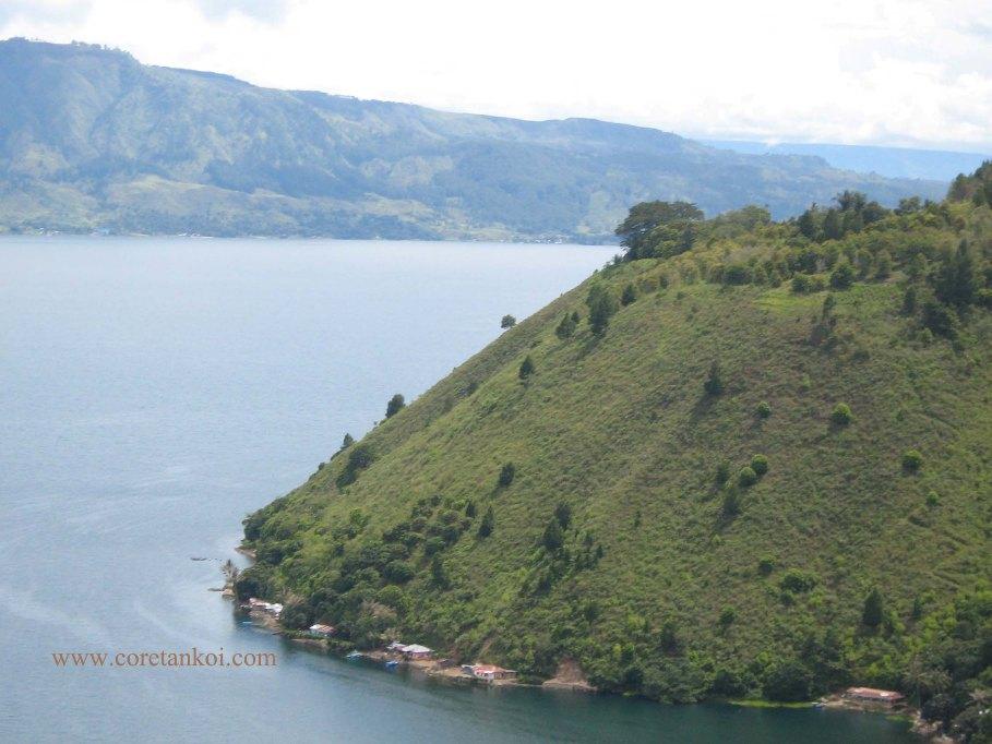Danau Toba dari angle yang berbeda
