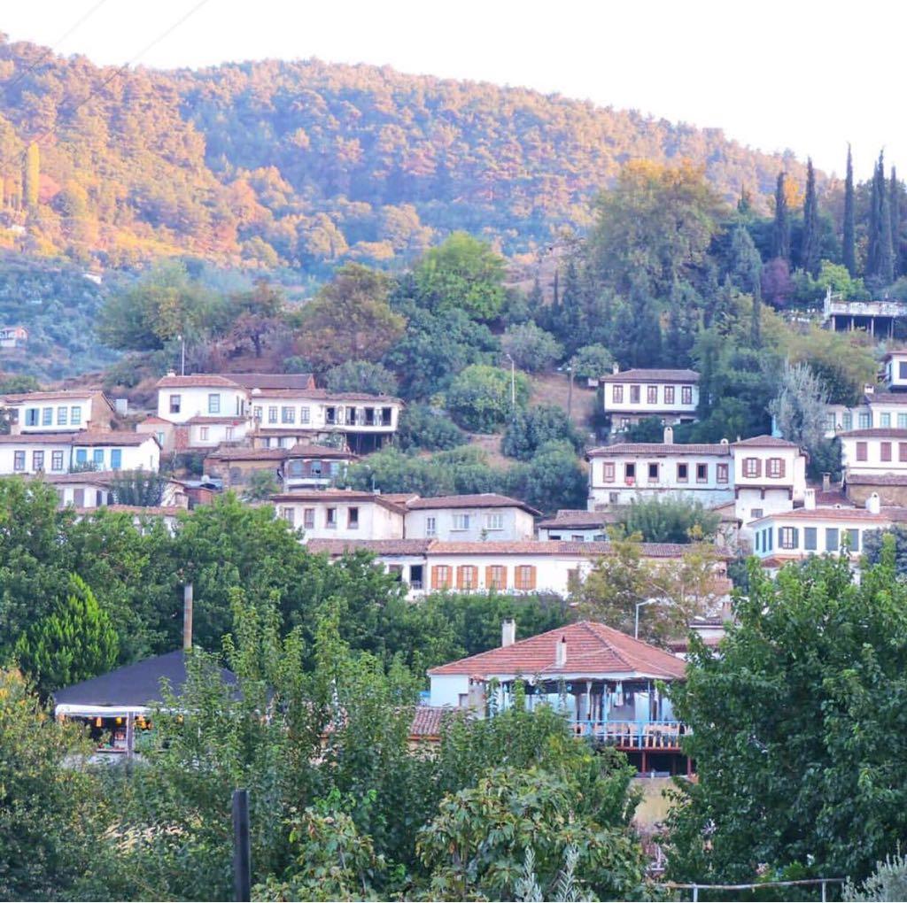 Permukiman di Sirince, Turki